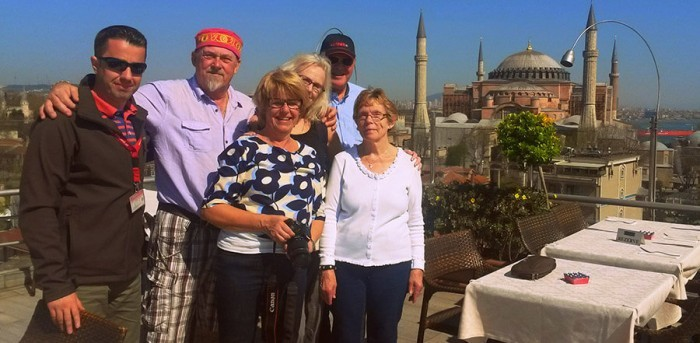 istanbul private tour guide cost