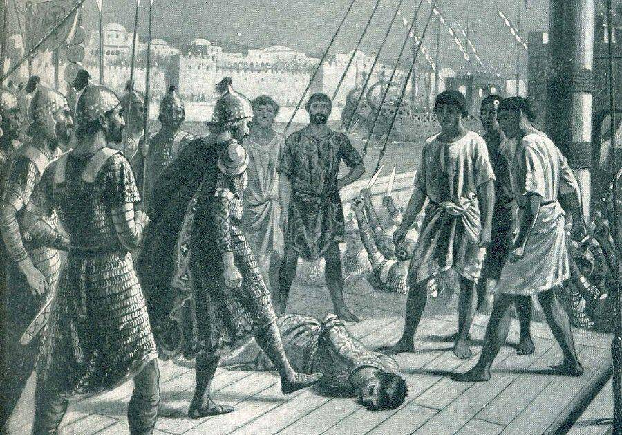 Yedinci Yüzyılda Bizans İmparatorları