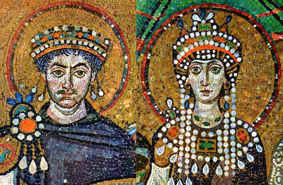 Altıncı Yüzyılda Bizans İmparatorları