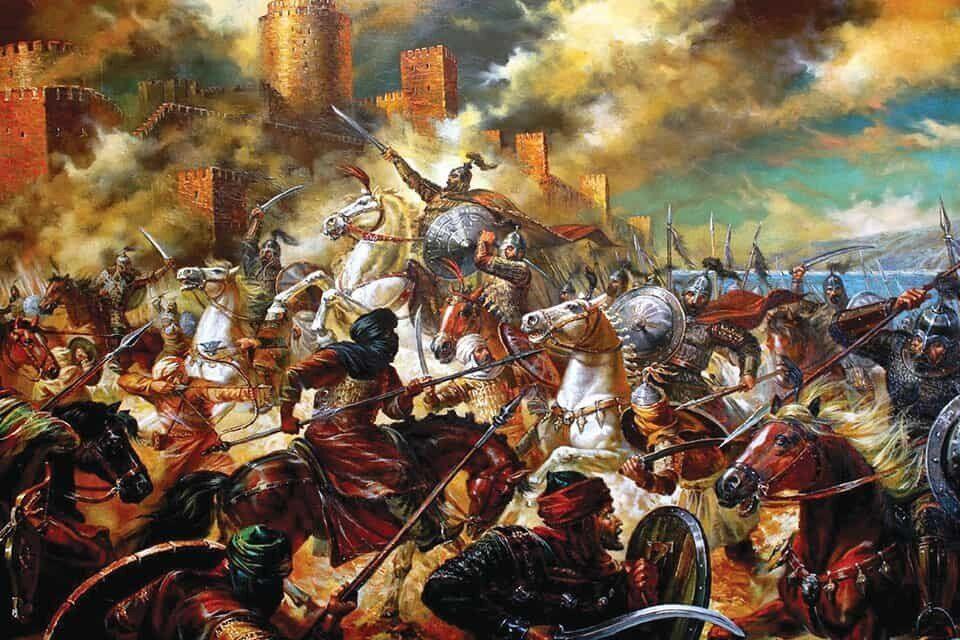 Arapların İstanbul Kuşatması